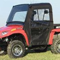 Arctic Cat Prowler Full Cab Enclosure for Factory Hard  Windshield