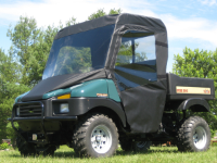 Bush Hog Trail Hand Full Cab w/ Vinyl Windshield
