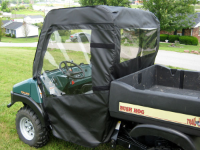 Bush Hog Trail Hand Doors Rear Window
