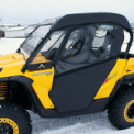 Can-Am Commander Doors Rear Window Combo