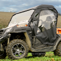 CFMOTO UFORCE Full Cab Enclosure with AeroVent Hard Windshield