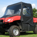 Honda Big Red MUV 700 Full Cab Enclosure with Vinyl Windshield