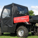 Honda Big Red MUV 700 Full Cab Enclosure with Aero-Vent Hard Windshield