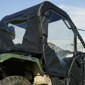 Honda Pioneer 500 Doors, Rear Winddow Combo