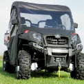 CF MOTO U-Force Full Cab Enclosure with Vinyl Windshield