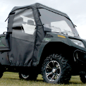 2012-Pesent Arctic Cat Prowler 700i H1 EFI XTX 4x4 Full Cab Enclosure with Aero-Vent Hard Windshield