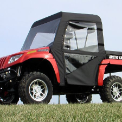 Arctic Cat Prowler Full Cab Enclosure with Vinyl Windshield
