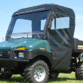 Bush Hog Trail Hand Full Cab w/ Folding Lexan Windshield
