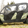 CAN-AM Commander MAX Soft Doors