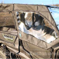 Honda Pioneer 1000-5 two-seat FRONT and BACK Doors Kit
