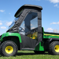 John Deere Gator TS, TX and Turf Gator Doors and Rear Window Combo