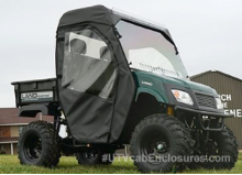American Sportsworks LandMaster Full Cab with AeroVent Windshield