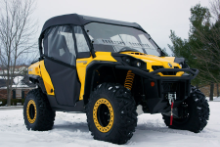 CAN-AM Commander Soft Doors
