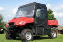 Honda Big Red Doors, Rear Winddow Combo
