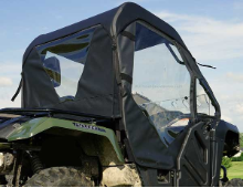 Honda Pioneer 500 Soft Door Kit