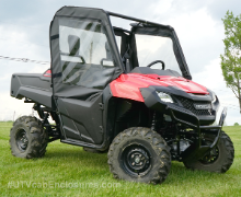 Honda Pioneer 700 Doors, Rear Winddow Combo