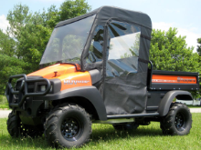 Club Car XUT 1550 Full Cab w/Full Hard Windshield