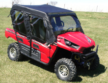 Kawasaki TERYX 4 Full Cab to fit existing Windshield