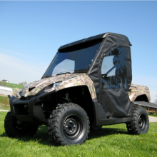 Kawasaki TERYX 750 4x4 Doors and Rear Window Cab Enclosure