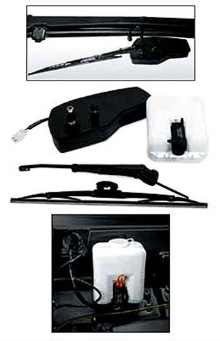 Can-Am Commander Wiper and Washer Kit | UTVcabEnclosures.com