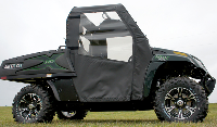 2012-present Arctic Cat Prowler 700i H1 EFI XTX 4x4 Doors Rear Window