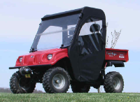 American Sportworks LandMaster Full Cab to fit existing hard windshield