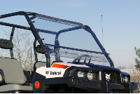 BobCat 3400 Areo-Vent Hard Windshield