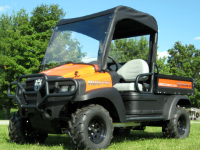 Club Car 1550 Mini Cab w/Full Lx Windshield
