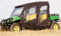 John Deere XUV 550s4 Doors Rear Window Combo