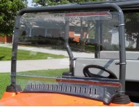 Kubota RTV1140 Areo-Vent Hard Polycarbonate Windshield