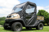 Kubota RTV500 Full Cab Enclosure with Vinyl Windshield