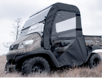 Kubota RTV500 Full Cab Enclosure with AeroVent Windshield
