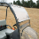 Kubota RTV500 Areo-Vent Hard Windshield Two Piece Design