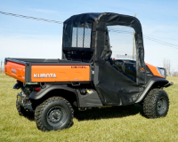 Kubota RTVx900 Doors Rear Window Combo