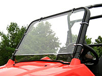 Polaris RZR 800 Hard Lexan FULL Windshield