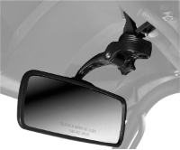 UTV Side | Rear View Mirror with Square Mount Clamp