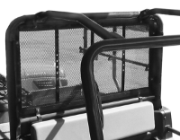 Kubota RTV900 Rear Dust Panel