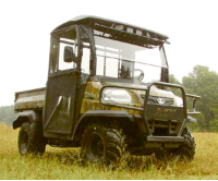 Kubota RTV900 Framed Soft Doors Kit