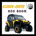 Can Am Commander 800 | 800XT