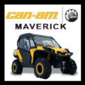 Can Am Commander Maverick