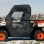 BobCat 3400 Full Cab Enclosure | FITS Hard Windshield