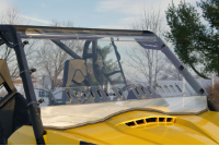 CAN-AM Commander Aero-Vent Hard Windshield
