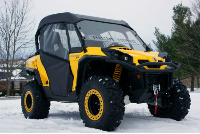 CAN-AM MAVERICK Soft Doors