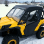 CAN-AM Commander Soft Doors front view