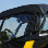 CAN-AM MAVERICK Full Cab Enclosure TO FIT Hard Windshield-Rear Window View
