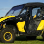 CAN-AM MAVERICK Full Cab Enclosure TO FIT Hard Windshield-Side Doors