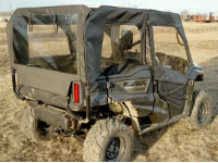 Honda Pioneer 1000-5 two-seat Doors Rear Window Combo