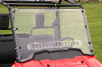 Honda Pioneer 700 Areo-Vent Hard Windshield