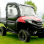 Honda PIONEER 700 Full Cab Enclosure to fit Hard Windshield-showing with hard windshield