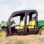 John Deere XUV 550 S4 Full Cab w/ Hard Windshield